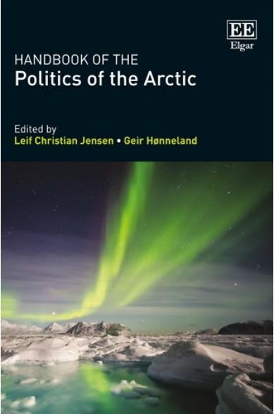 Okladka Politics of the Arctic